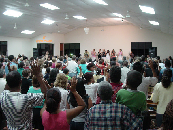 Multicultural worship, mulitracial worship, multiethnic worship